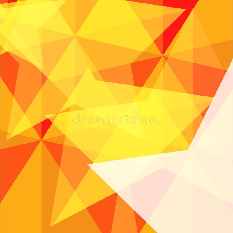 Wiele kolorów brzmienia Abstrakcjonistyczny tło i tekstura ilustracji