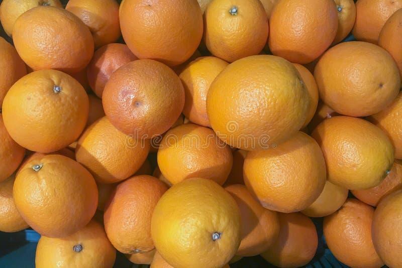 Wiele pomarańcze łączy dla je zdjęcia stock