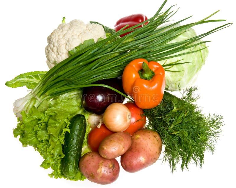 wiele warzywa zdjęcie royalty free