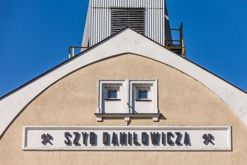 Wieliczka, de Schacht van Polen - Danilowicz- royalty-vrije stock fotografie