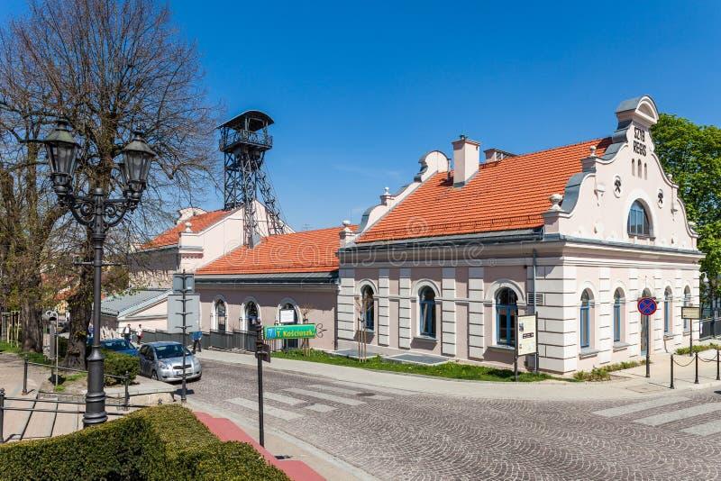 Wieliczka, Polen - Regis Shaft royalty-vrije stock foto