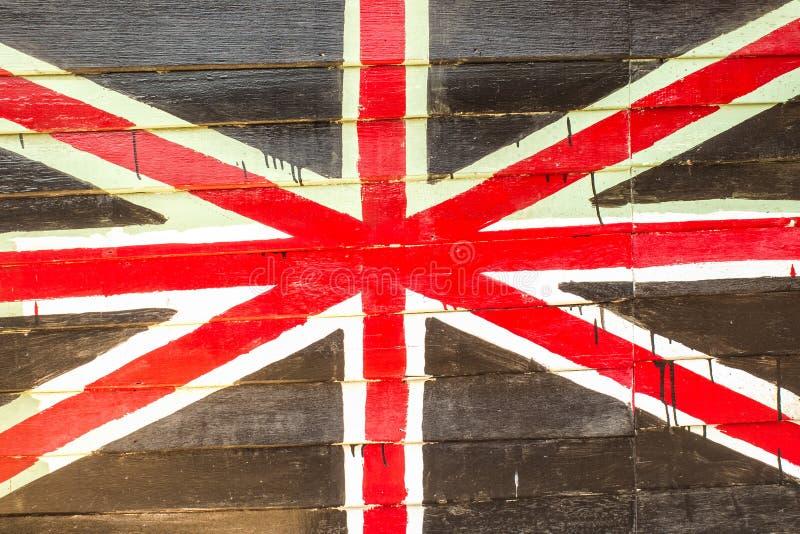 Wielka Britain flaga fotografia stock