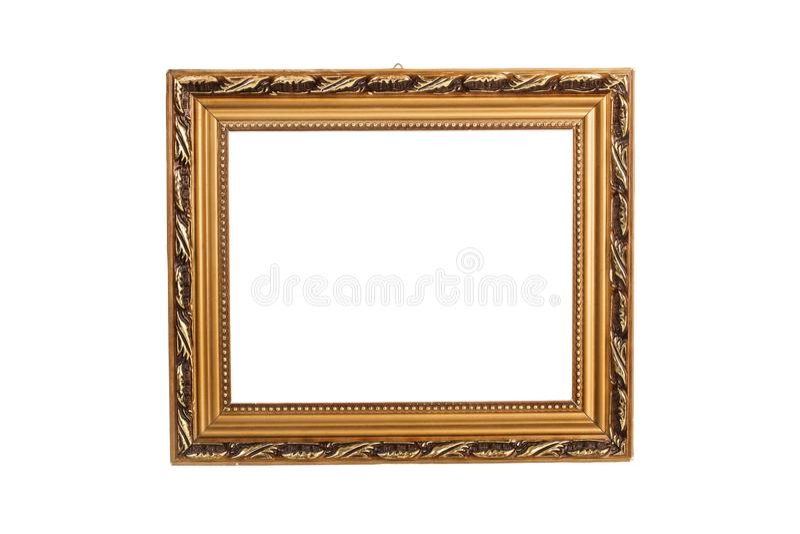 wielka ramowej zdjęcie drewniany xx fotografia stock