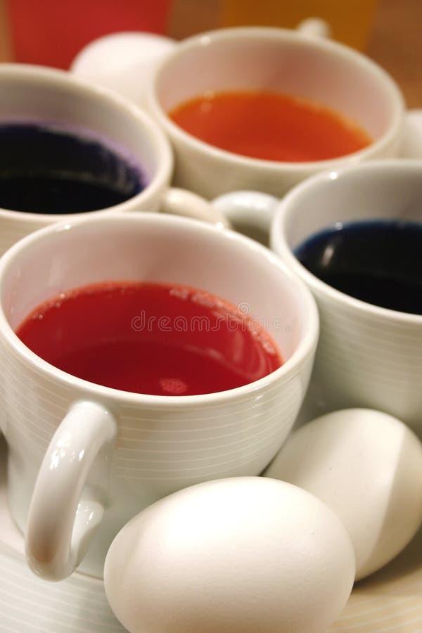 Wielkanoc 03 kolor jajko zdjęcia royalty free