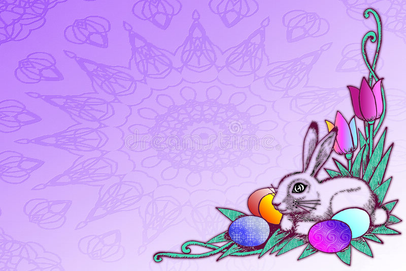 Wielkanoc ilustracji akcje pojęcia