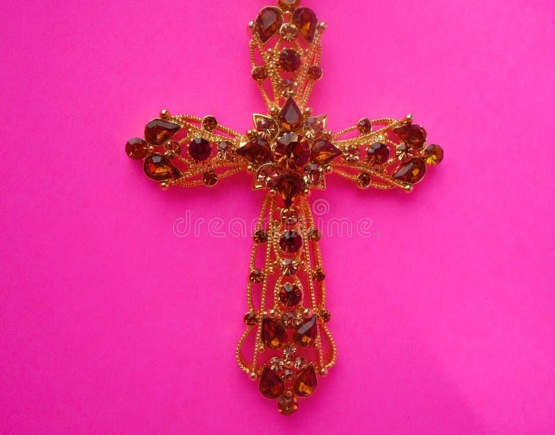 Wielkanoc krzyż zdjęcie royalty free