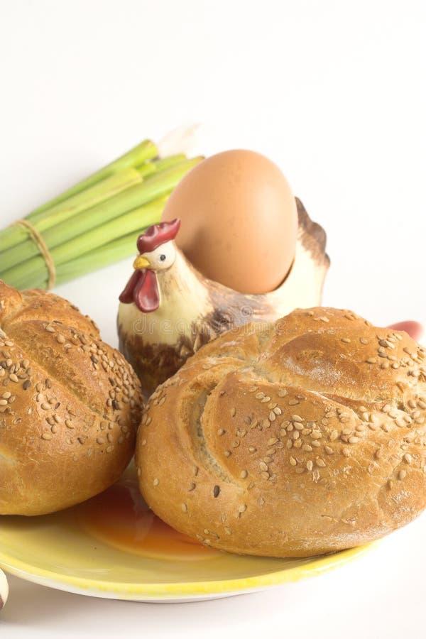 Wielkanoc na śniadanie obrazy royalty free
