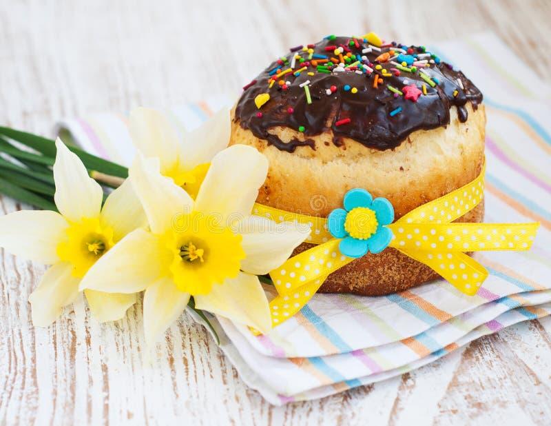 Wielkanoc tort zdjęcia stock