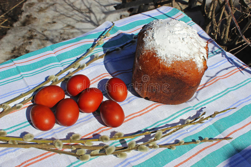 Wielkanoc, wiosna fotografia stock