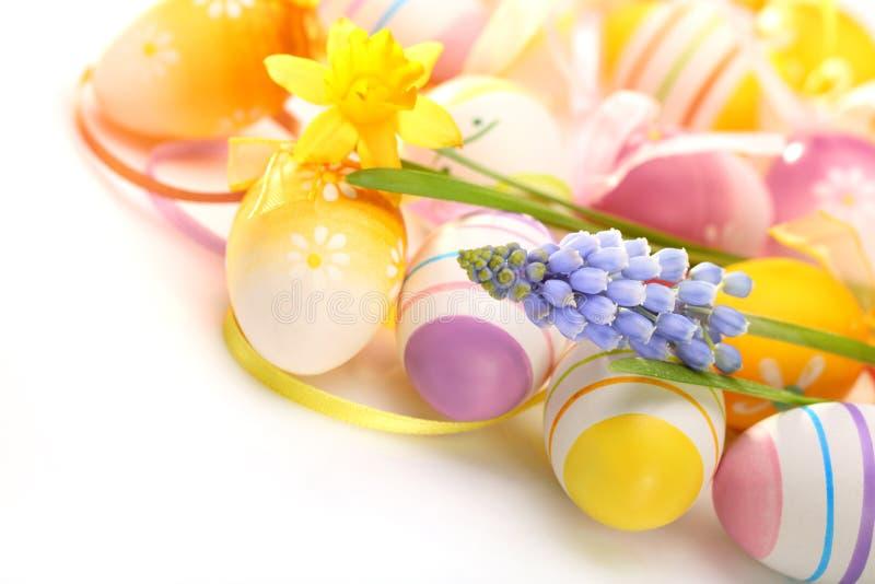 Wielkanocna dekoracja zdjęcie royalty free