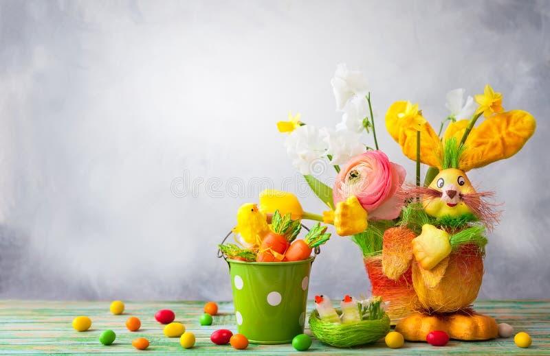 Wielkanocna wakacyjna dekoracja obrazy stock