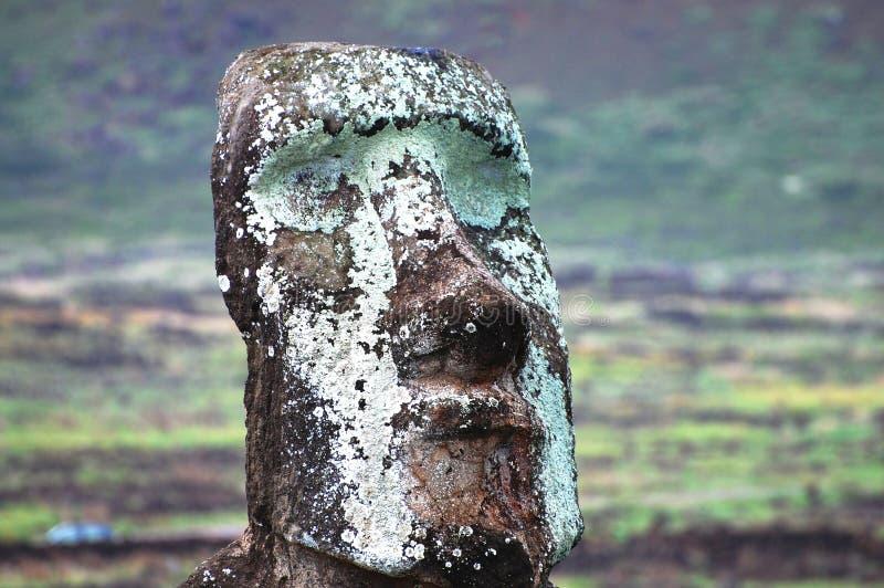 Wielkanocna wyspa - Chile fotografia royalty free
