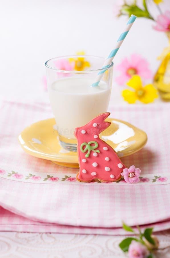 Wielkanocni ciastka zdjęcia royalty free