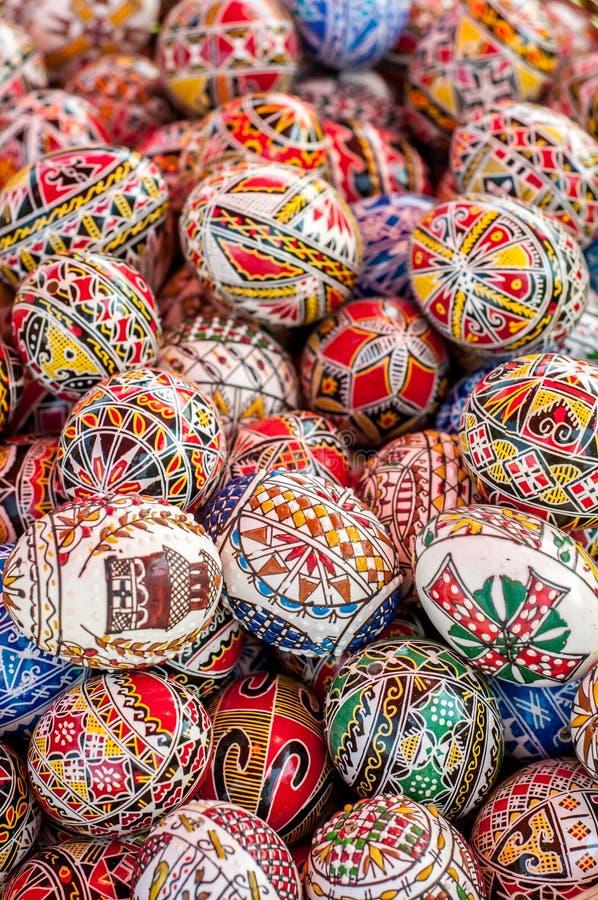 Wielkanocni jajka obrazy stock