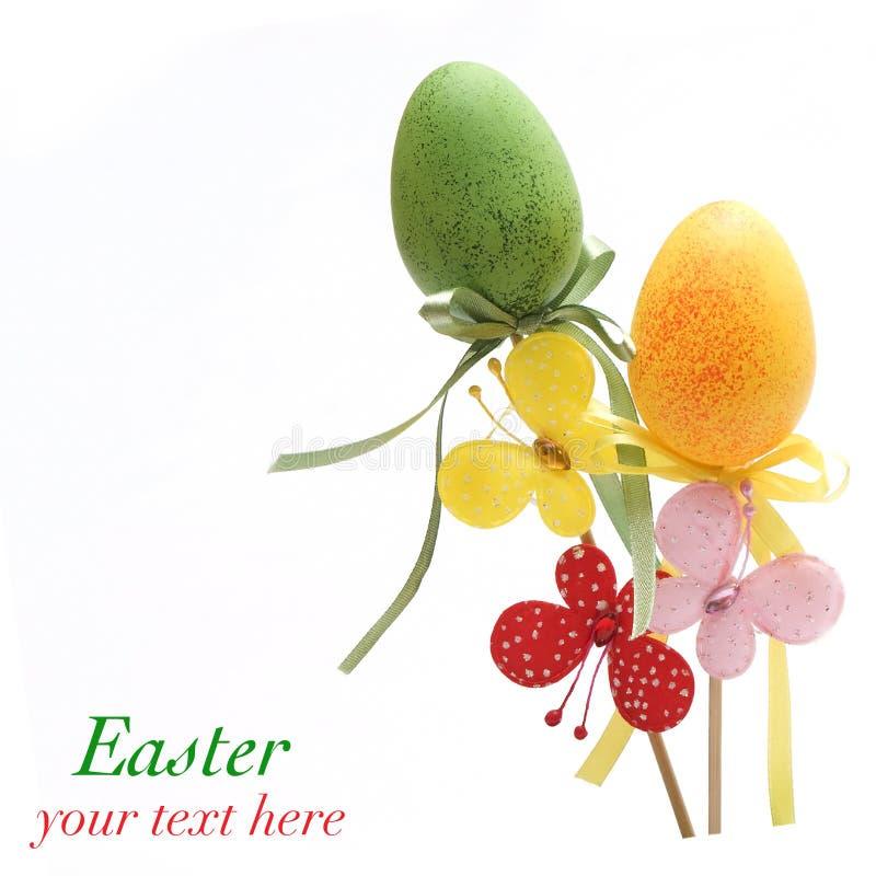 Wielkanocna dekoracja zdjęcia royalty free