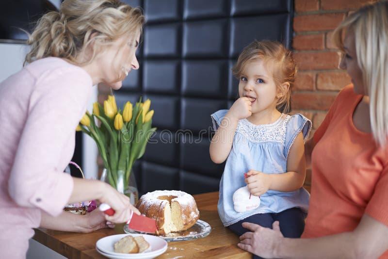 Wielkanocny czas obrazy royalty free