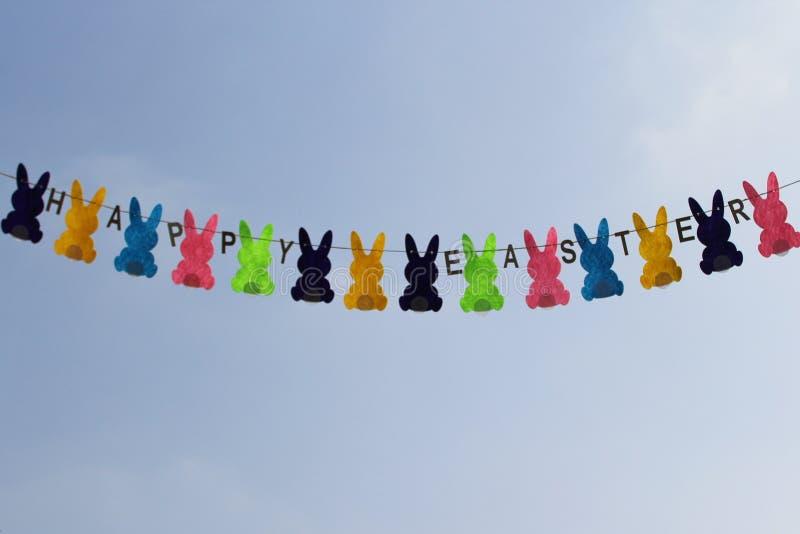 Wielkanocny feston obrazy stock