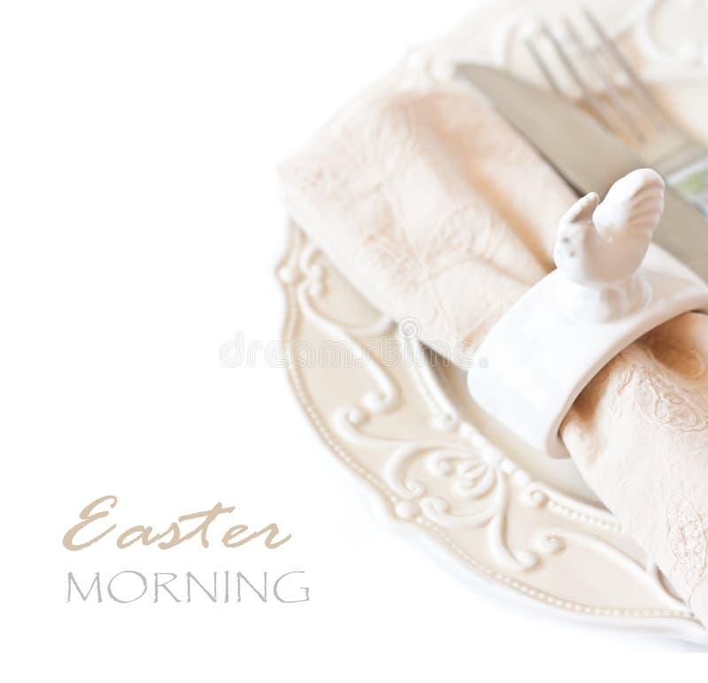 Wielkanocny ranek. obrazy stock