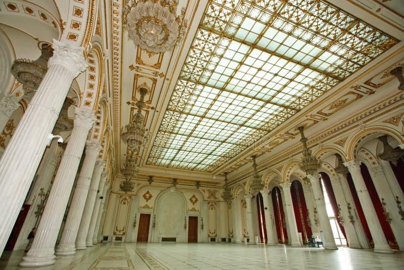wielki deluxe pokój pałacu. obrazy royalty free