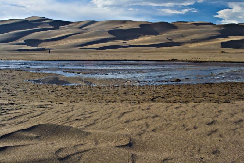 wielki diuna piasek obrazy royalty free