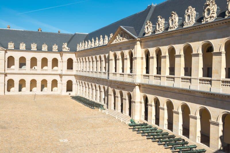 Wielki Dworski muzeum zdjęcie royalty free