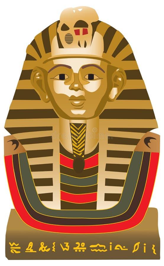 wielki Giza sfinks royalty ilustracja