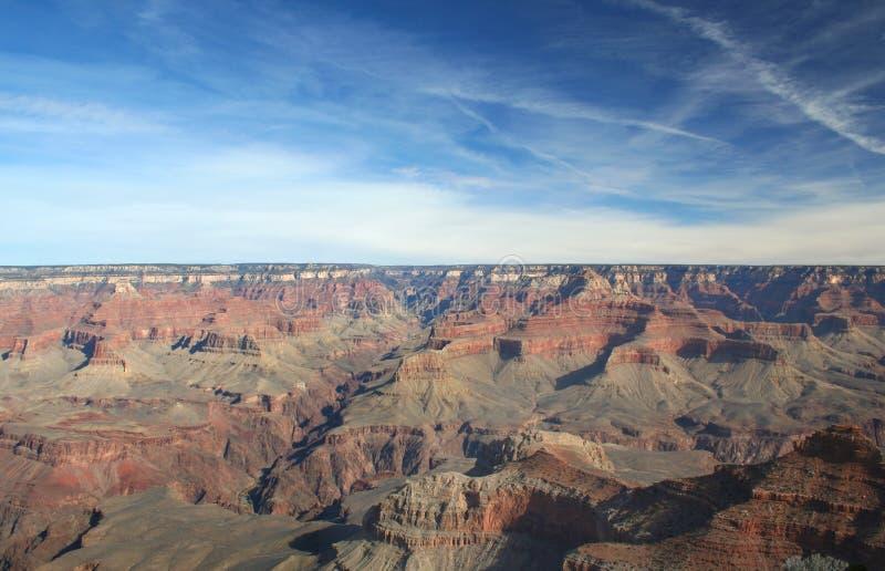 wielki kanion w arizonie. fotografia royalty free
