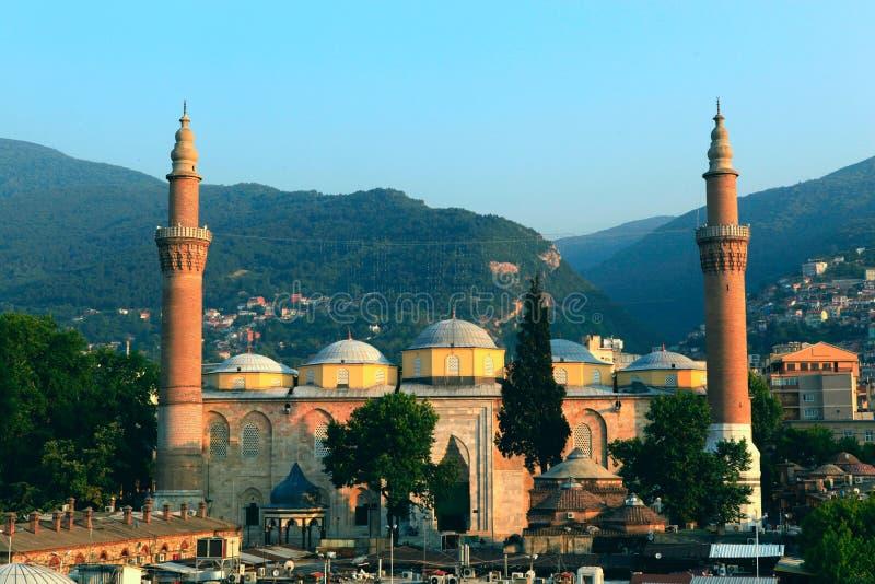 Wielki lub Uroczysty Meczet zdjęcia stock