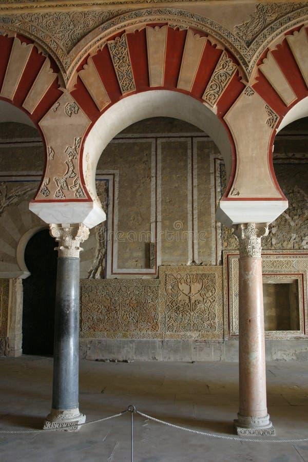 Wielki meczet cordoba zdjęcie stock
