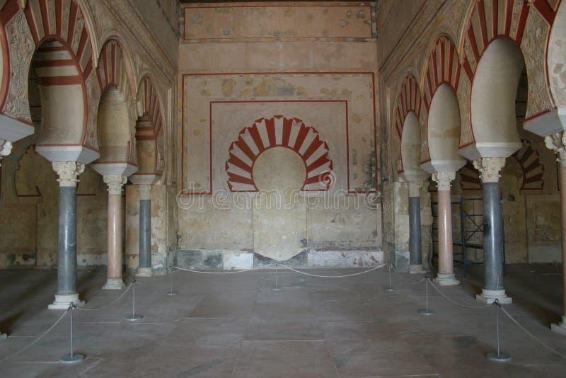 Wielki meczet cordoba fotografia stock