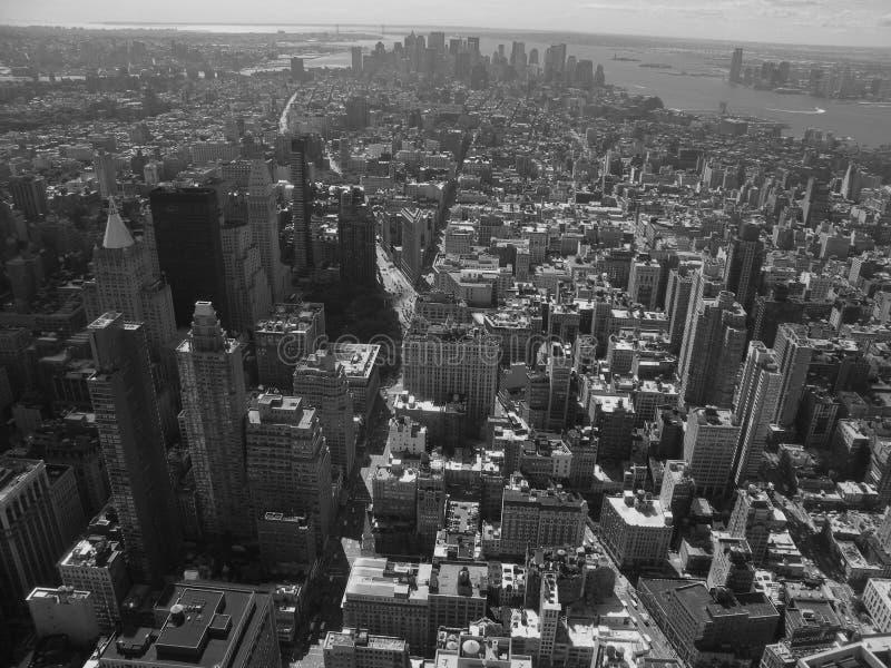 wielki miasto świat obraz stock