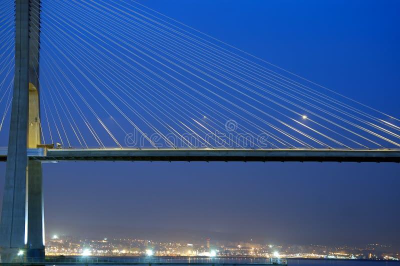 wielki mostu da Europę gama Vasco zdjęcie royalty free
