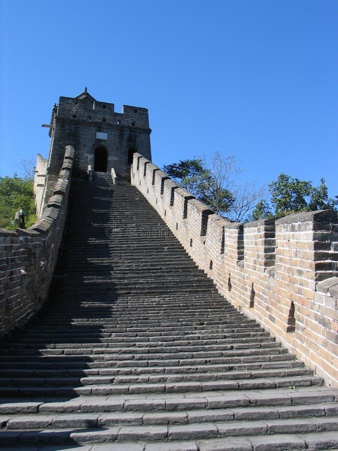 wielki mur. obrazy royalty free