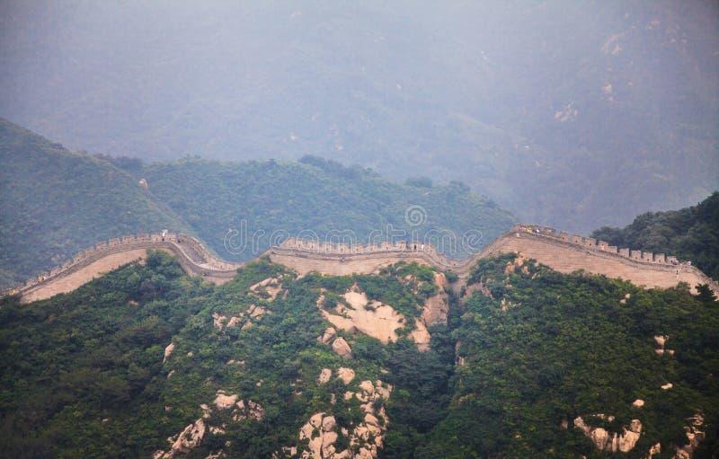 Wielki Mur; obrazy stock