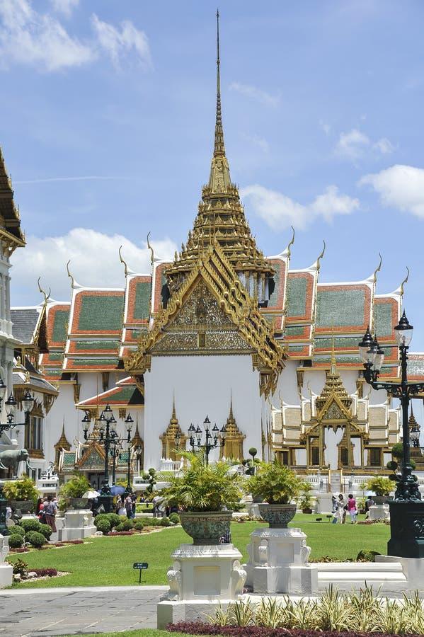 wielki pałac Thailand bangkoku obraz stock