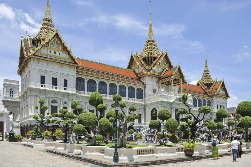 wielki pałac Thailand bangkoku zdjęcia royalty free