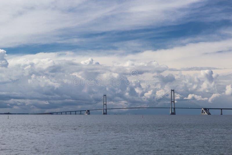 Wielki paska most, Dani obrazy stock