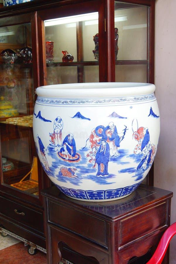 Wielki porcelana łzawica zdjęcie stock