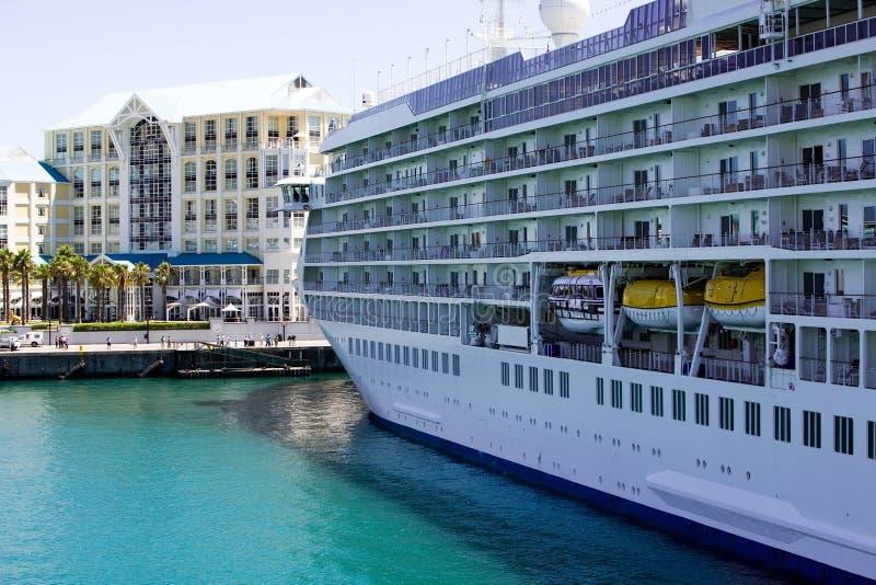 wielki rejsu statek obrazy royalty free