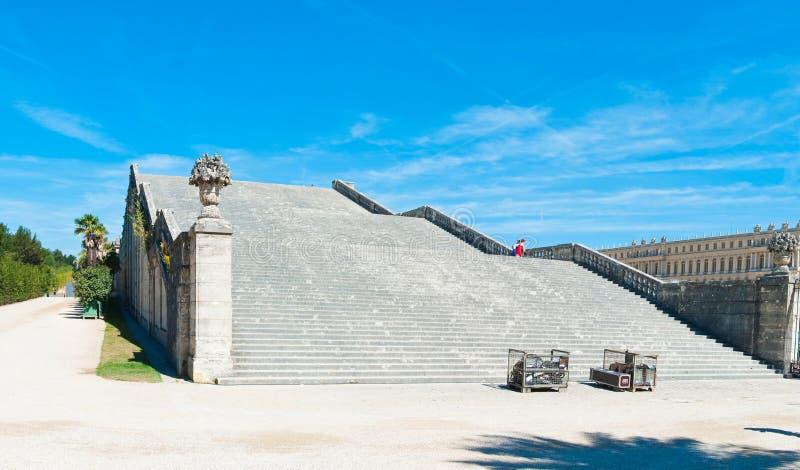 wielki schody zdjęcie royalty free
