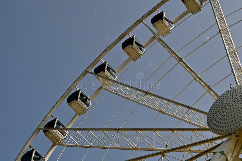 Wielki Seattle Ferris koło zdjęcia stock