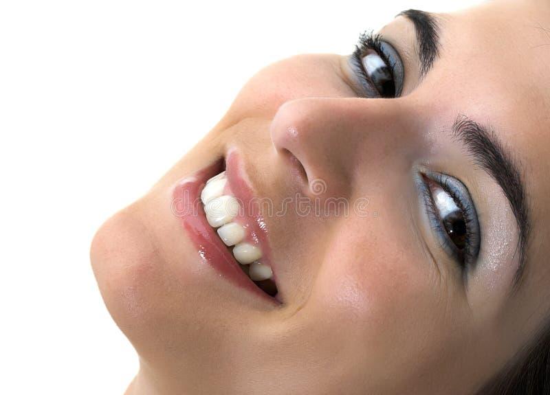 wielki uśmiech obrazy stock