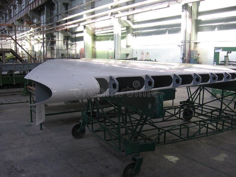 Wielkie metal części pleśnieją w przemysłowej fabrycznej manufakturze zdjęcie royalty free