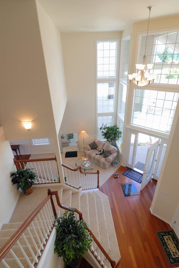 wielkie schody obrazy stock