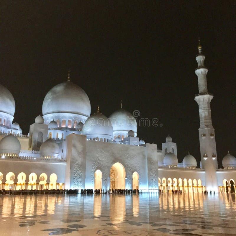wielkiego meczetu zdjęcia stock