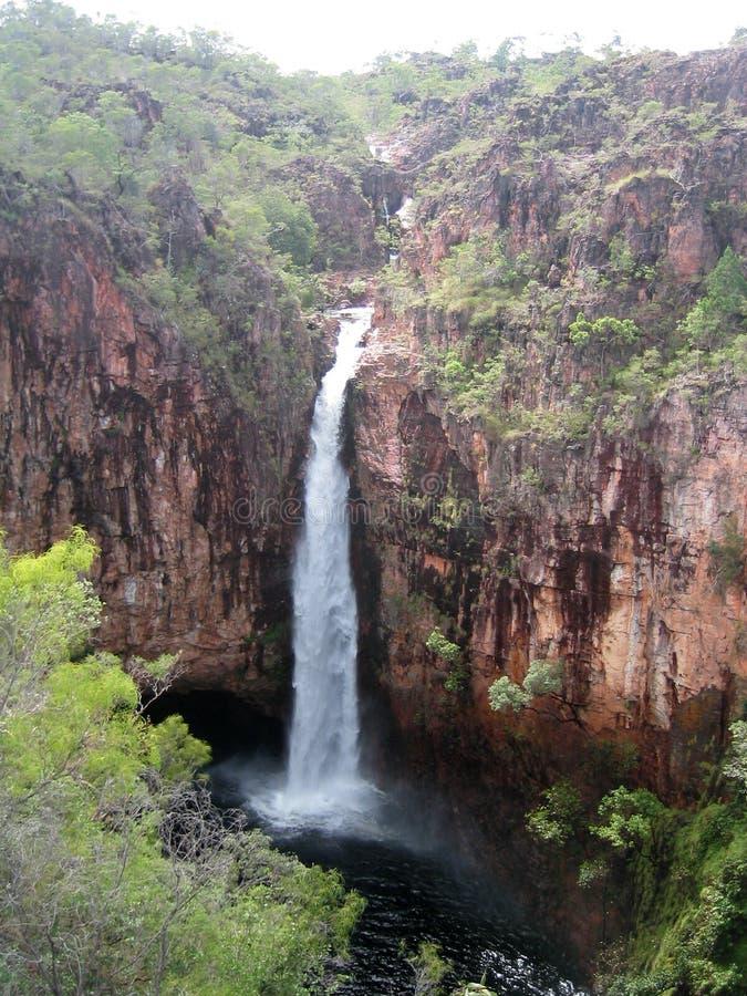 wielkiego wodospadu zdjęcie stock