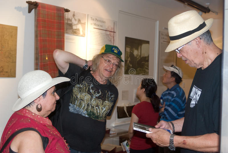 3 wielkiej Kanadyjskiej poety na Kanada dniu wpólnie zdjęcie royalty free