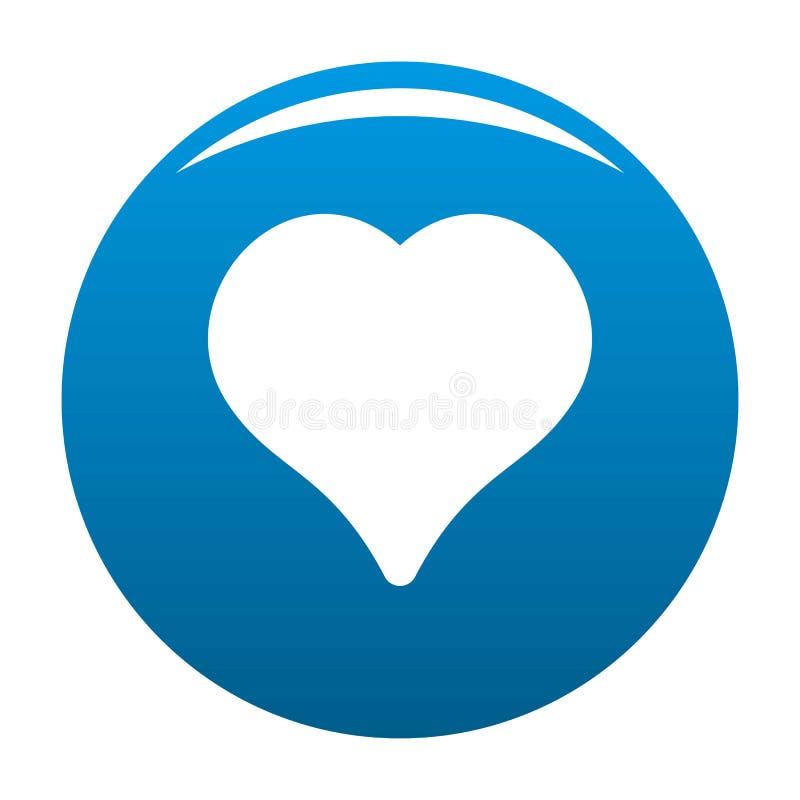 Wielkoduszny kierowy ikony błękit ilustracji