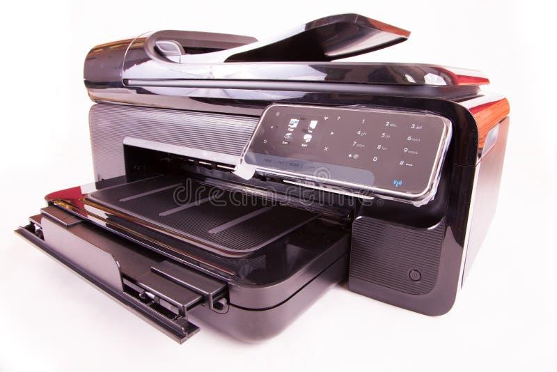 Wielo- funkci drukarka fotografia stock