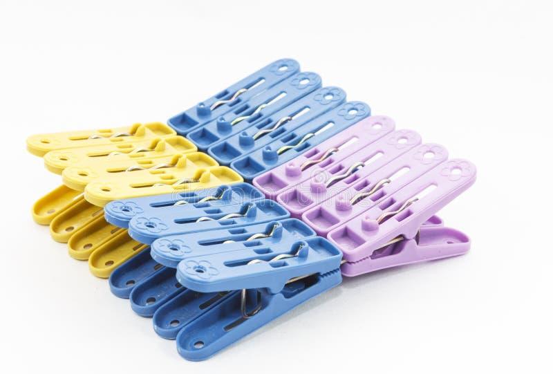 Download Wielo- kolor klamerka zdjęcie stock. Obraz złożonej z kolorowy - 28963184